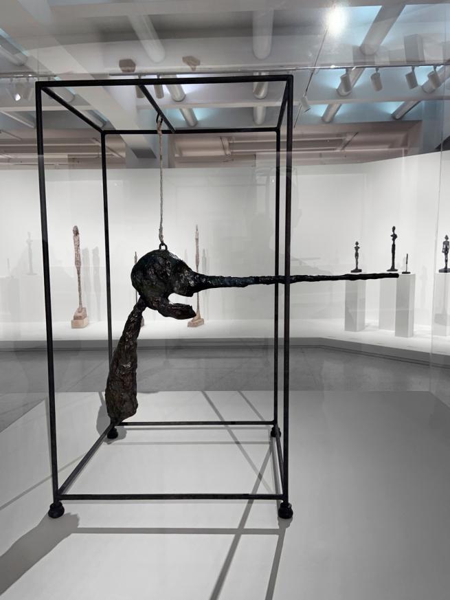 Alberto Giacometti (Swiss, 1901-1966) 'The Nose' 1947