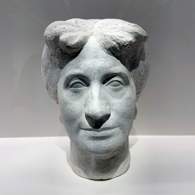 Alberto Giacometti (Swiss, 1901-1966) 'Large Head of Mother' 1925