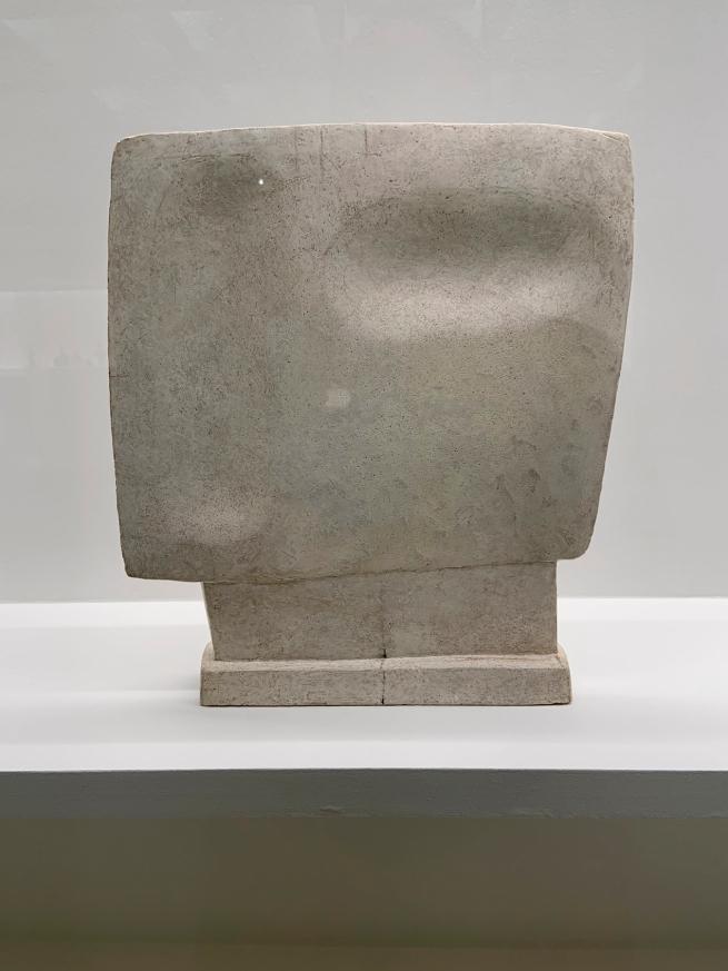 Alberto Giacometti (Swiss, 1901-1966) 'Gazing Head' 1929