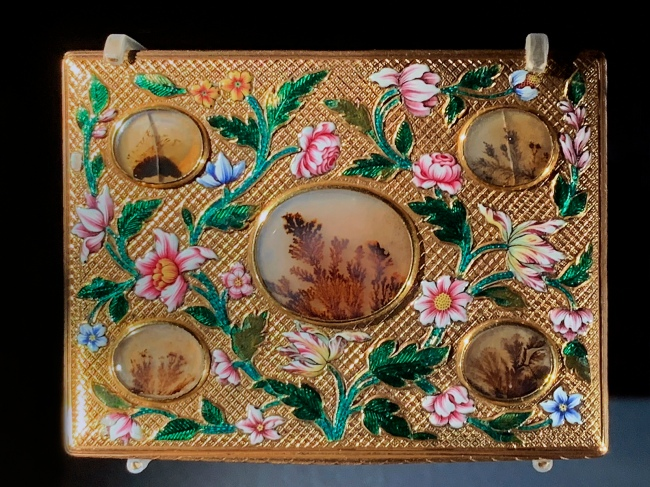 Jean Ducrollay (goldsmith) 'Snuffbox' Paris, 1750-1752