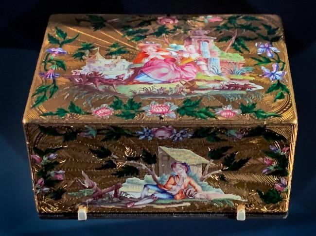 Jean Moynat. 'Amorous scenes' 1753-1754