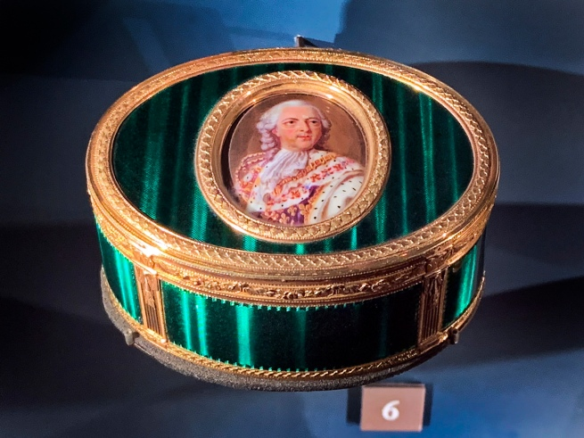 P.F. Drais (goldsmith) 'Louis XV' 1768-1769