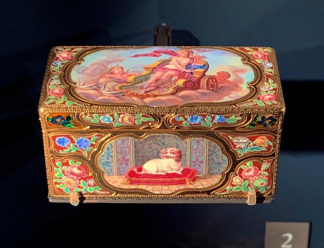 Jean Ducrollay. 'The Chariot of Venus' Paris, 1755-1756