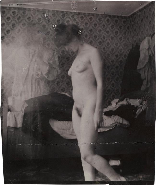 Edvard Munch (Norwegian, 1863-1944) 'Rosa Meissner at Hotel Rohn, Warnemünde' 1907