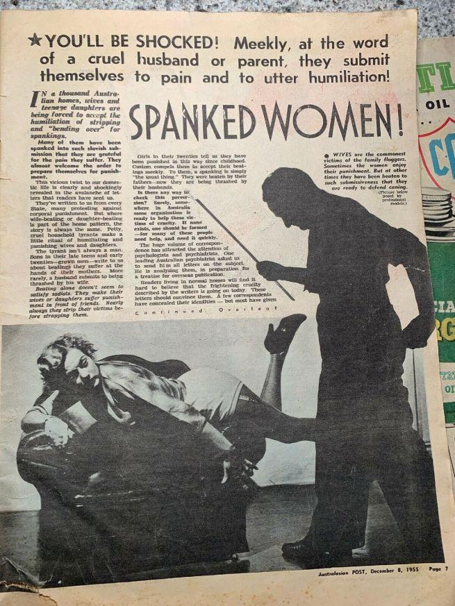 Australasian Post December 8 1955