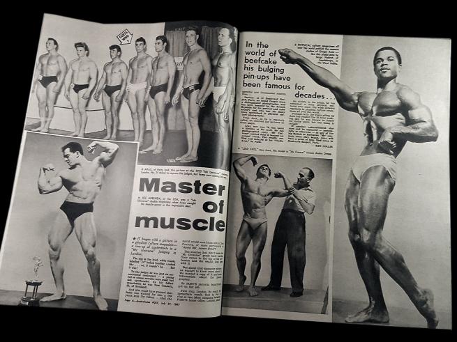 Australasian Post July 27 1967 Arax