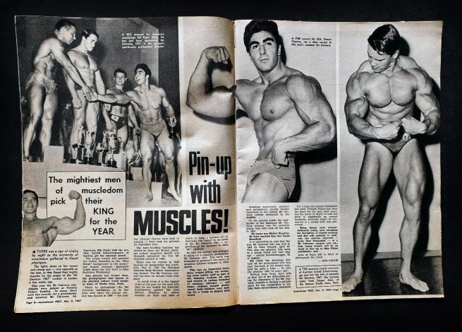 Australasian Post November 9 1967