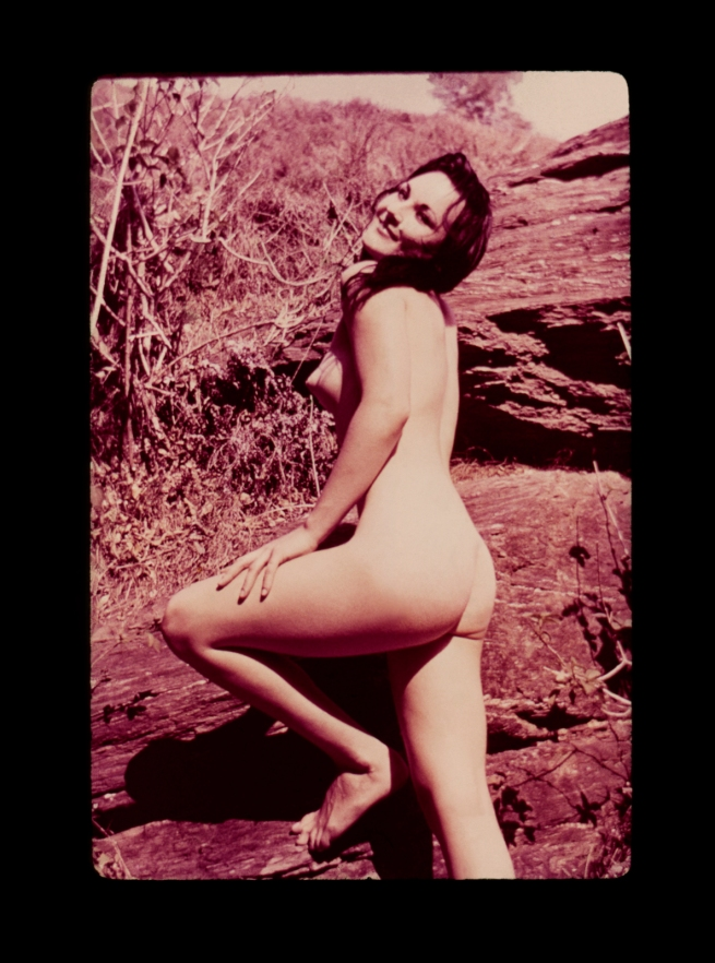 Unknown photographer (Australian?). 'Nude portrait' 1960s?