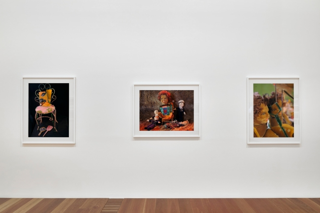 Installation views of DESTINY at The Ian Potter Centre: NGV Australia, Melbourne, 2020