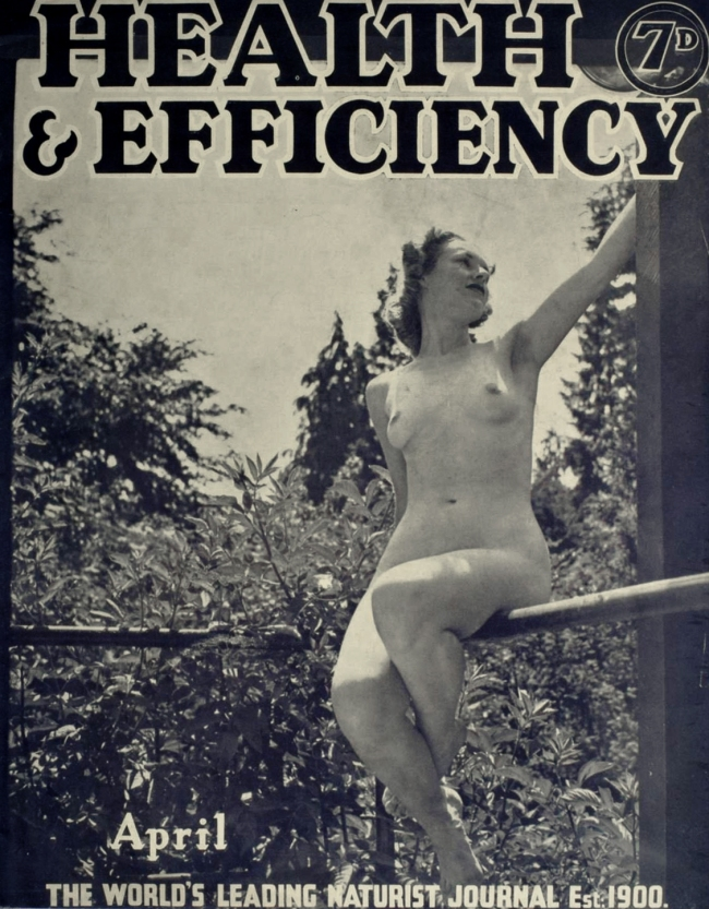 Health & Efficiency April 1941