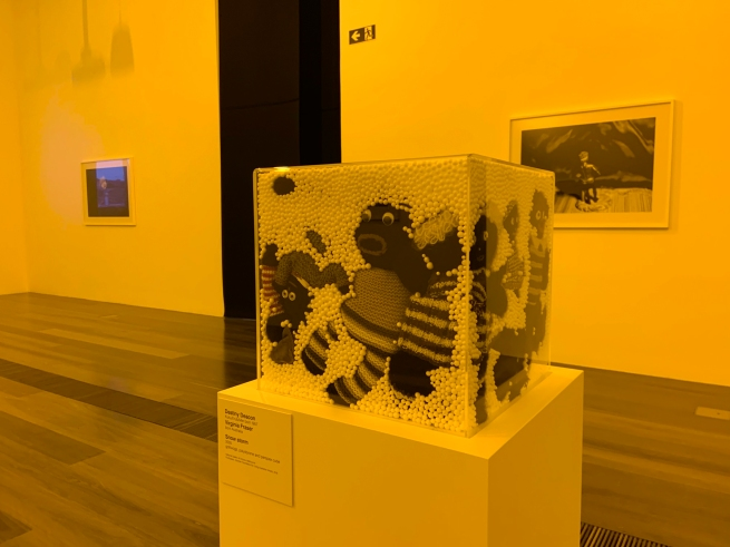 Destiny Deacon (Kuku/Erub/Mer b. Australia 1957) Virginia Fraser (Australian) 'Snow storm' 2005 (installation vie