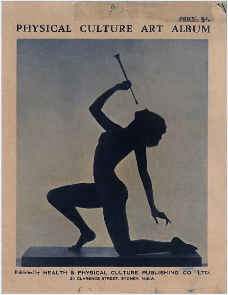 Health & Physical Culture Publishing Co. Ltd. (Sydney Australia) (Publisher) 'Physique Culture Art Album' c. 1936-40