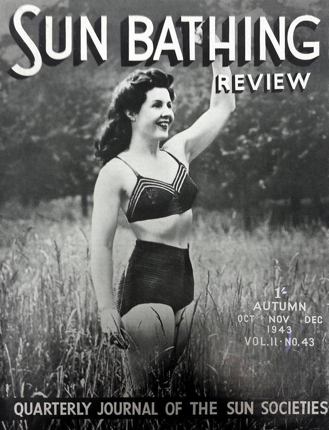 Sun Bathing Review Autumn 1943