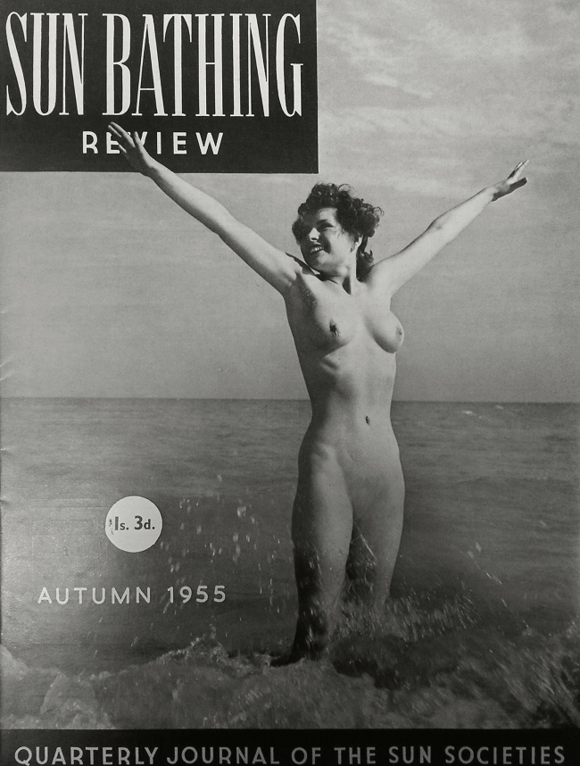 Sun Bathing Review Autumn 1955