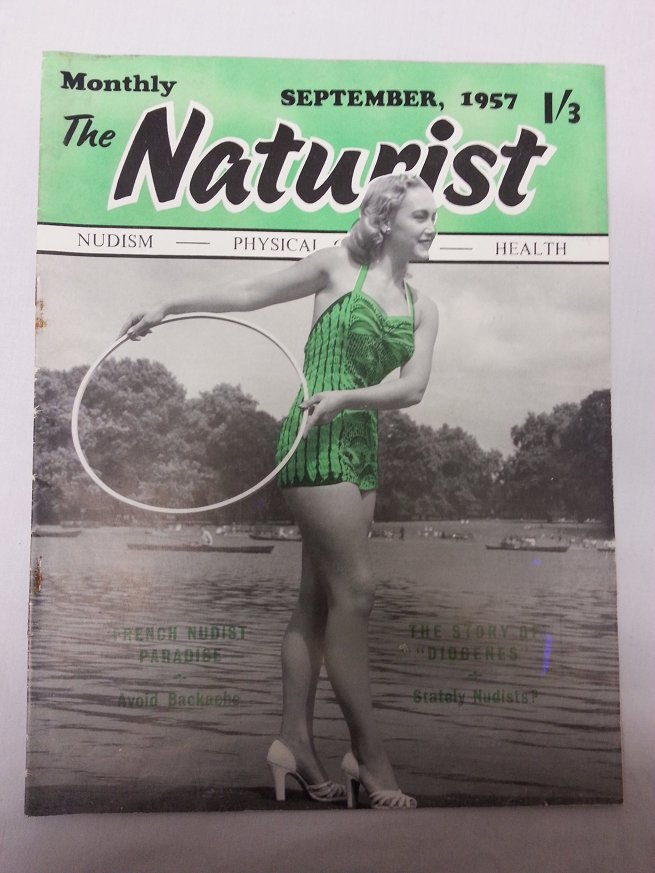 The Naturist Vol. XX, No. 10 September 1957