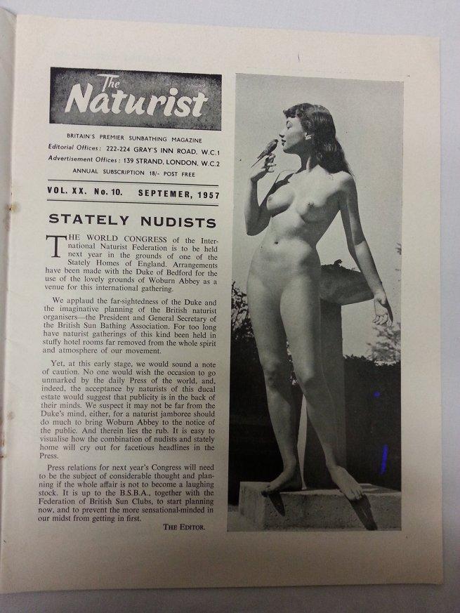 The Naturist Vol. XX, No. 10 September 1957