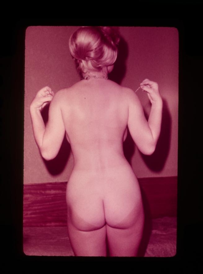 Unknown photographer (Australian?). 'Nude portrait' 1960s?