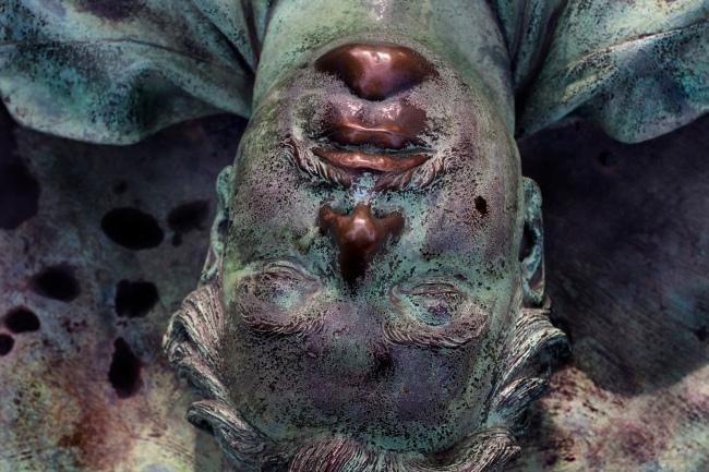 Marcus Bunyan. 'Stones, Vaults, Flowers: Père Lachaise' 2017-2020