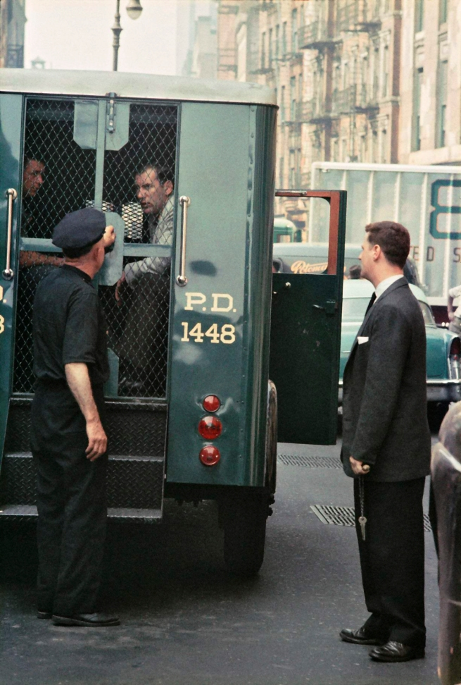 Gordon Parks (American, 1912-2006) 'Untitled, New York, New York' 1957