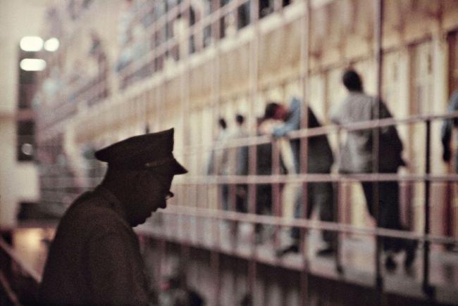 Gordon Parks (American, 1912-2006) 'San Quentin, California' 1957