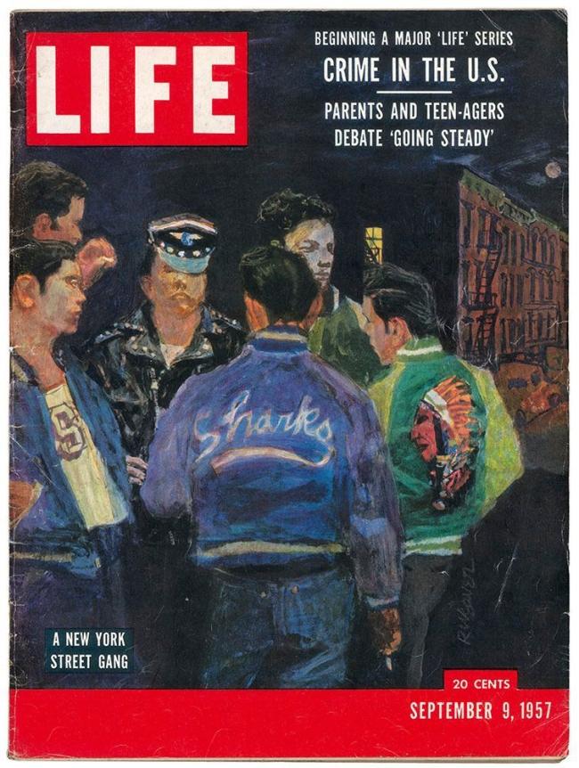 LIFE magazine, September 9, 1957