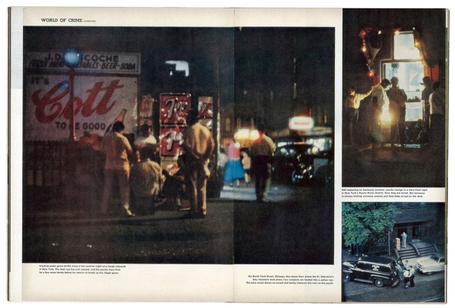 LIFE magazine 'Crime in the U.S.'