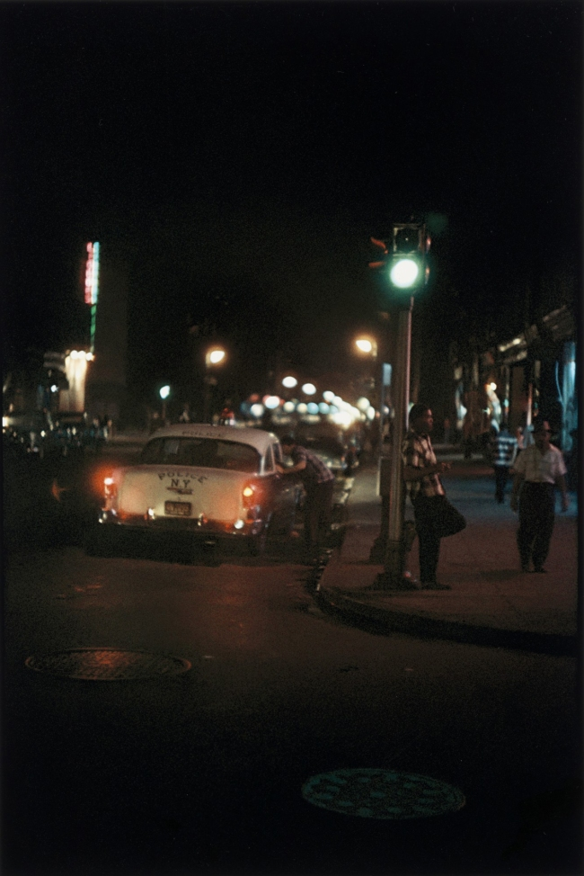Gordon Parks (American, 1912-2006) 'Untitled, New York, New York' 1957