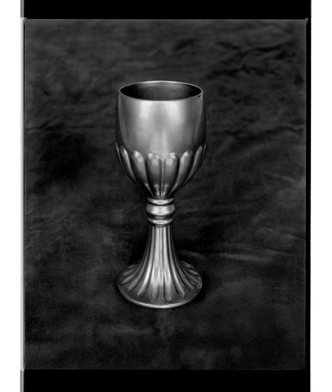 Marcus Bunyan (Australian, b. 1958) 'Chalice III' 1994-96