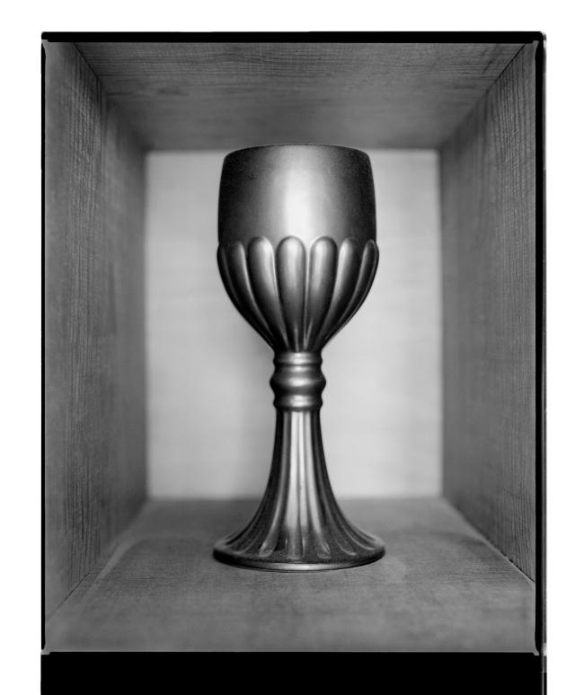 Marcus Bunyan (Australian, b. 1958) 'Chalice I' 1994-96