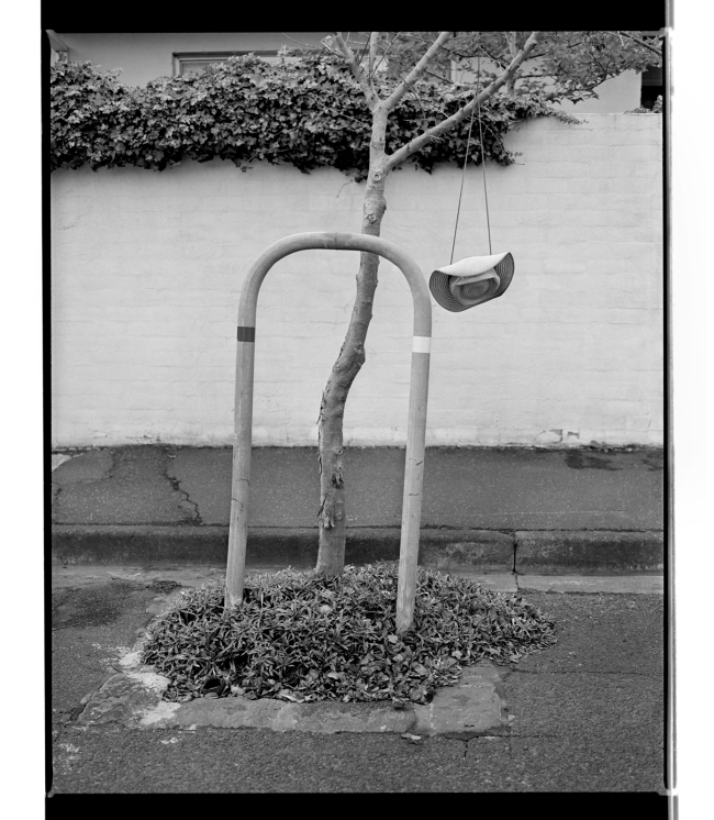 Marcus Bunyan (Australian, b. 1958) 'Hat I' 1994-96