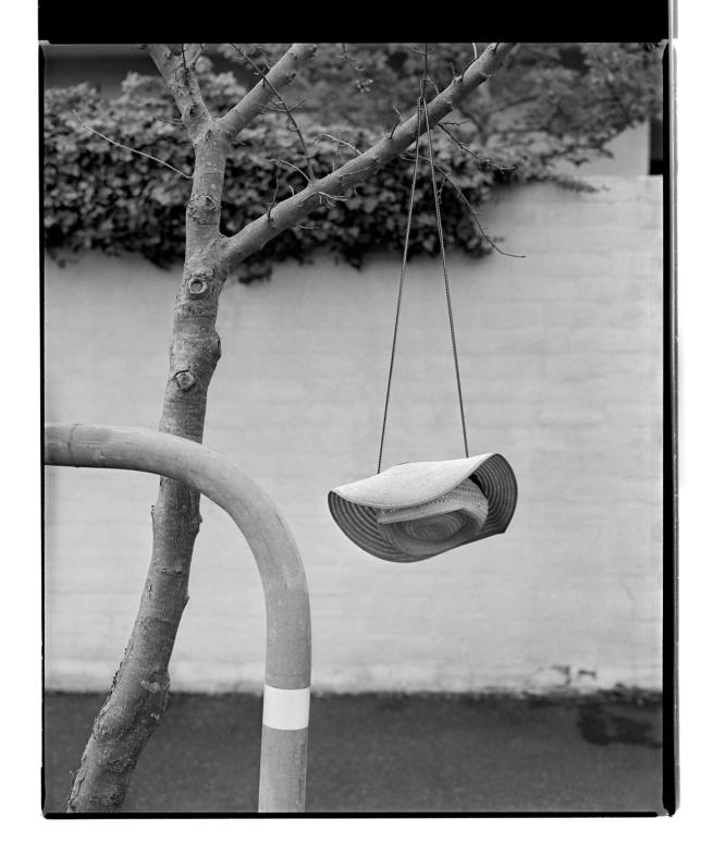 Marcus Bunyan (Australian, b. 1958) 'Hat II' 1994-96