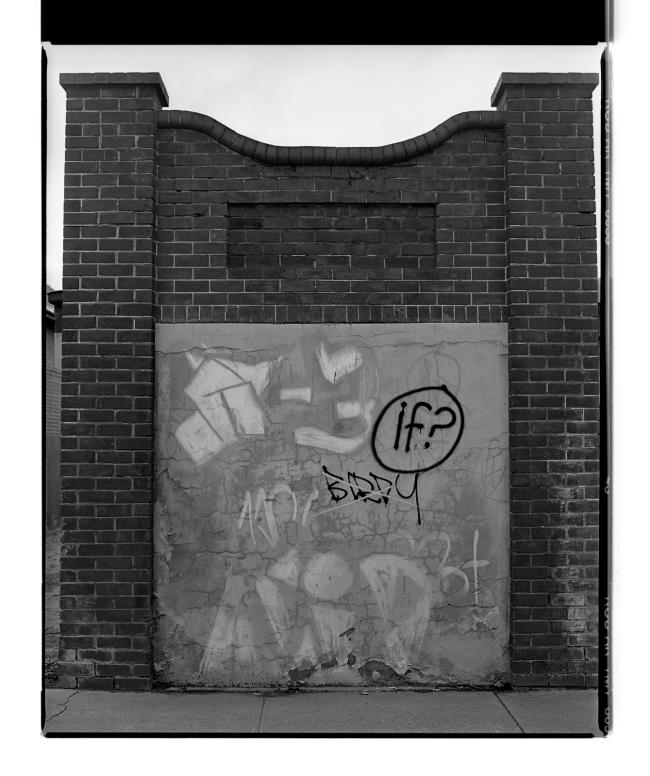 Marcus Bunyan (Australian, b. 1958) 'If?' 1994-96