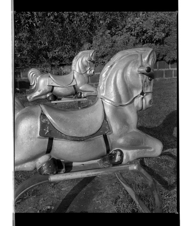 Marcus Bunyan (Australian, b. 1958) 'Kids horse II' 1994-96