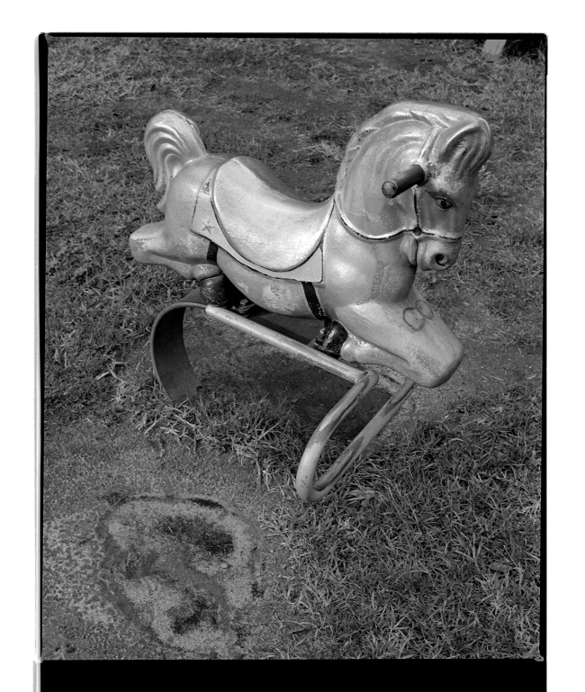 Marcus Bunyan (Australian, b. 1958) 'Kids horse I' 1994-96