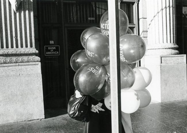 Gary Krueger (American, b. 1945) 'Los Angeles, 1970' 1970