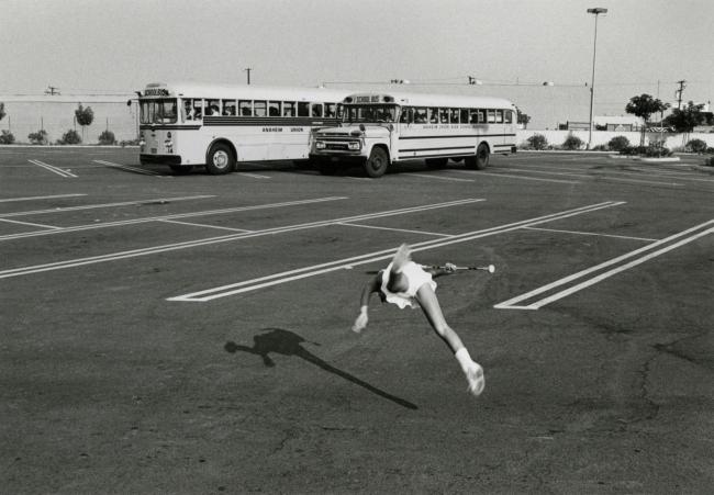 Gary Krueger (American, b. 1945) 'Los Angeles, 1972' 1972