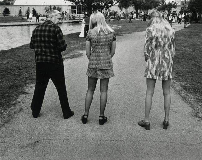 Gary Krueger (American, b. 1945) 'Los Angeles, 1973' 1973
