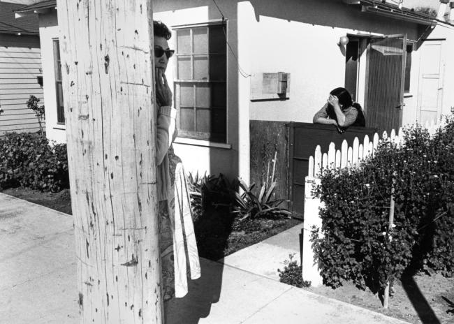 Gary Krueger (American, b. 1945) 'Los Angeles, 1974' 1974