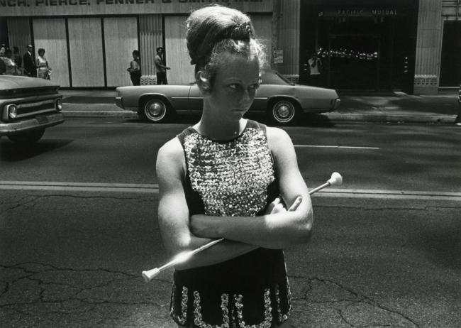 Gary Krueger (American, b. 1945) 'Los Angeles, 1976' 1976