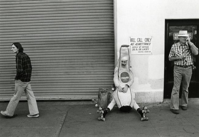 Gary Krueger (American, b. 1945) 'Los Angeles, 1980' 1980