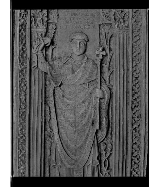 Marcus Bunyan (Australian, b. 1958) 'Saint Gregory II' 1994-96