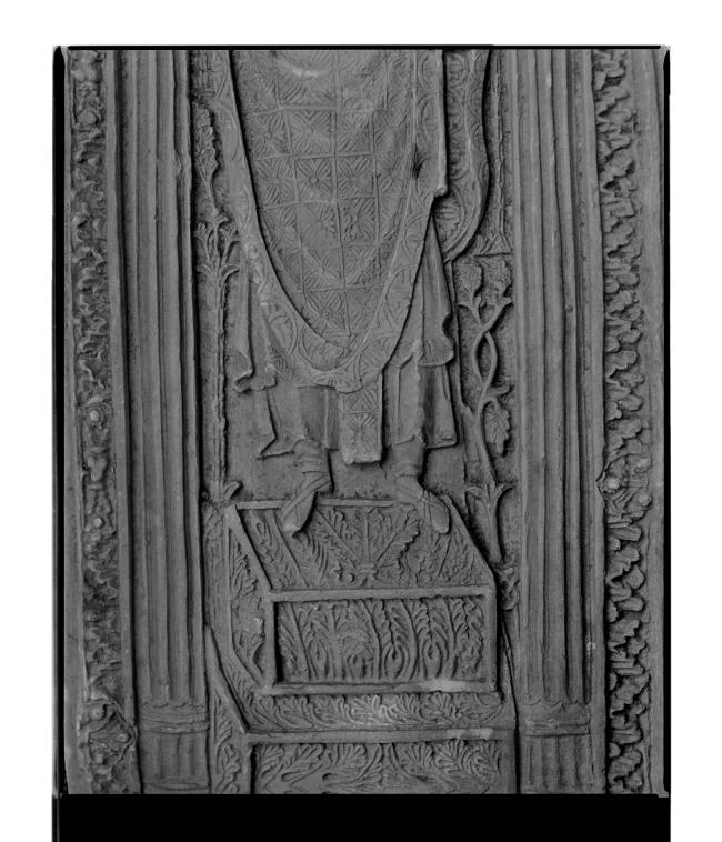 Marcus Bunyan (Australian, b. 1958) 'Saint Gregory III' 1994-96
