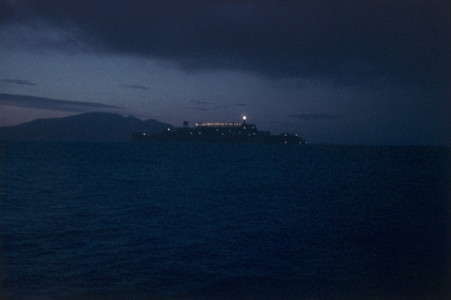 Gordon Parks (American, 1912-2006) 'Untitled (Alcatraz Island), San Francisco, California' 1957