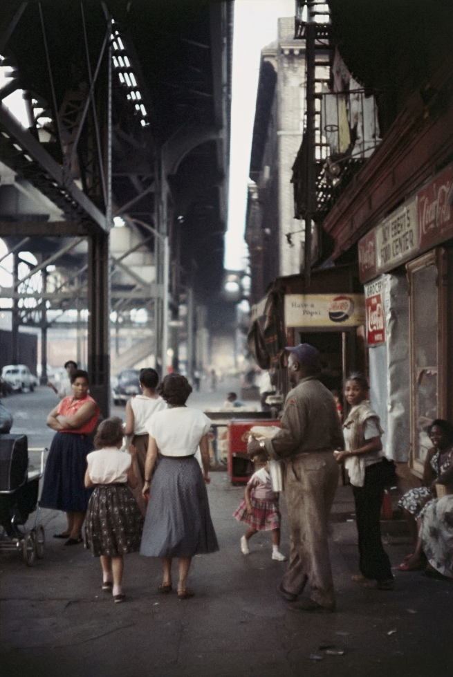 Gordon Parks (American, 1912-2006) 'Untitled' 1957