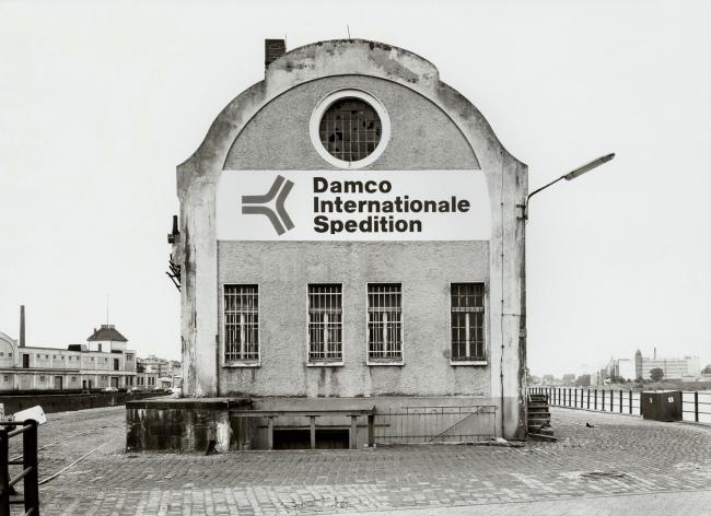 Tata Ronkholz (German, 1940-1977) Thomas Struth (German, b. 1954) 'Rheinhafen, Düsseldorf' 1979-1980