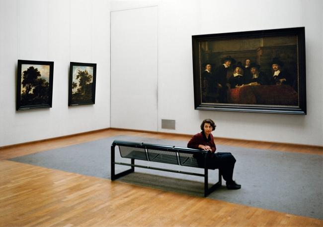 Thomas Struth (German, b. 1954) 'Rijksmuseum Amsterdam 1' 1990