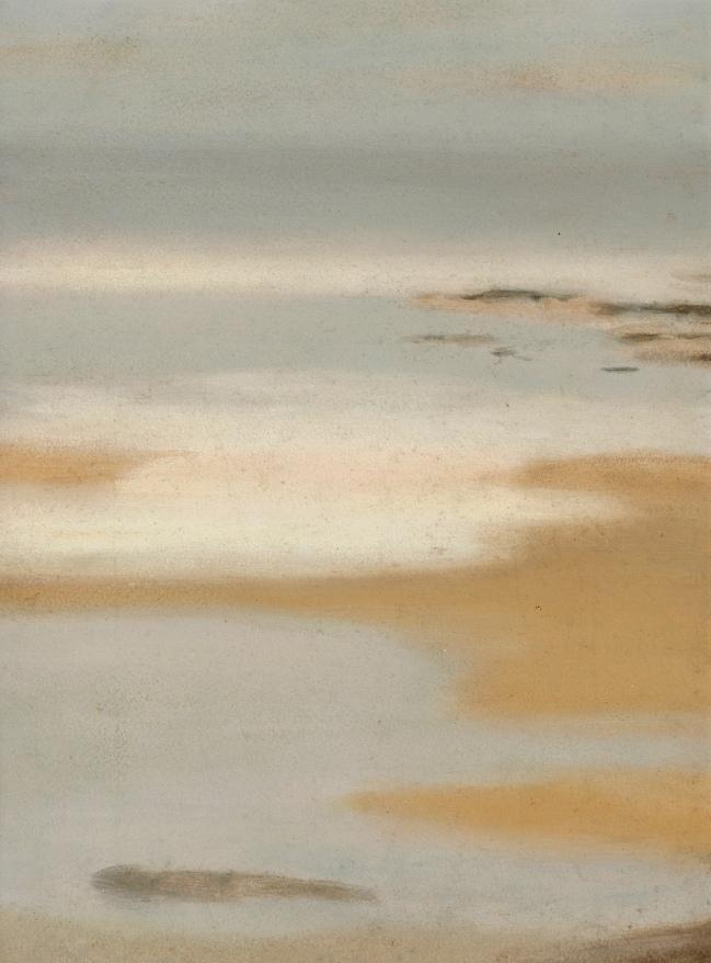 Clarice Beckett (Australia, 1887-1935) 'Tranquility' c. 1933