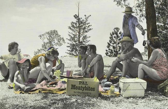 Ruth Maddison (Australian, b. 1945) 'Untitled #18' 1979