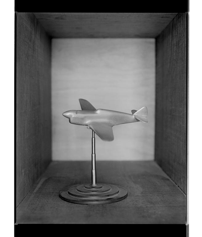 Marcus Bunyan (Australian, b. 1958) 'Fighter 1' 1994-96