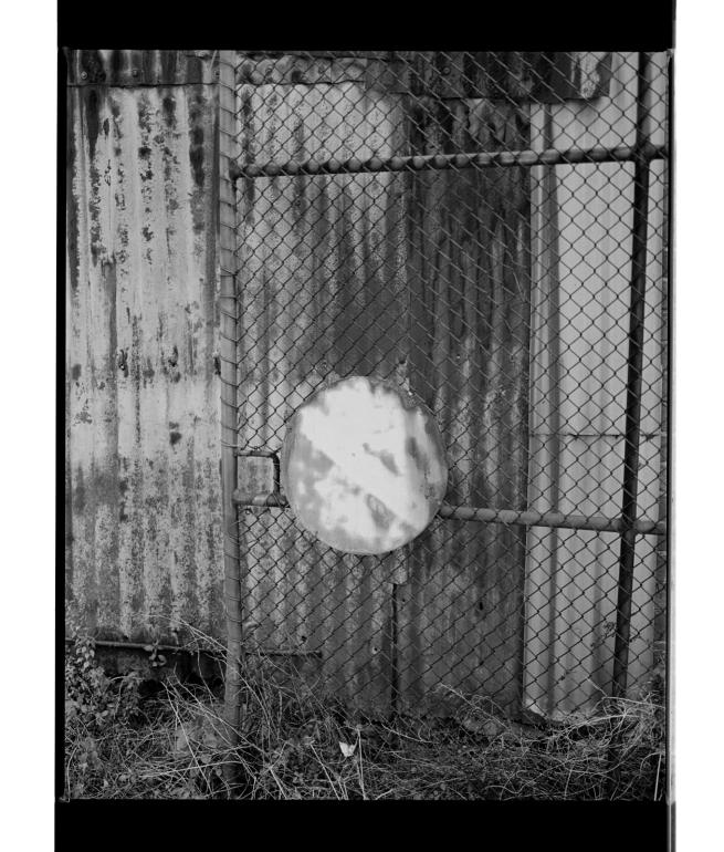 Marcus Bunyan (Australian, b. 1958) 'Roundel IIII' 1996